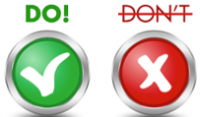 Do's and Don'ts In Forex Trading
