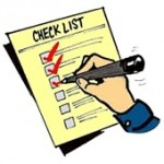 Failsafe Checklist for Forex Traders
