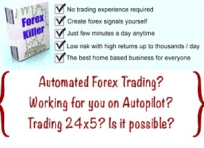 Forex Killer and Forex Autopilot